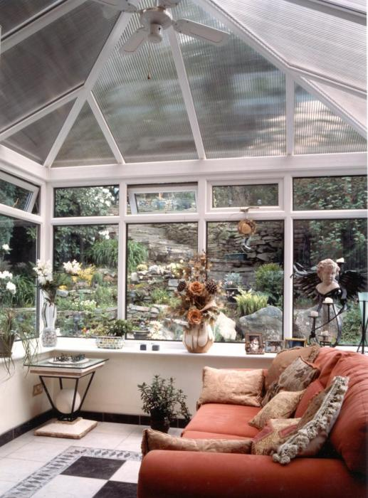 SUNLITE - Consrvatory roof 07